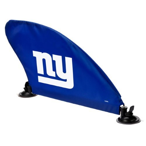 New York Giants NFL Football Car Fin Team Logo Tailgate Auto Flag by Forever Collectibles
