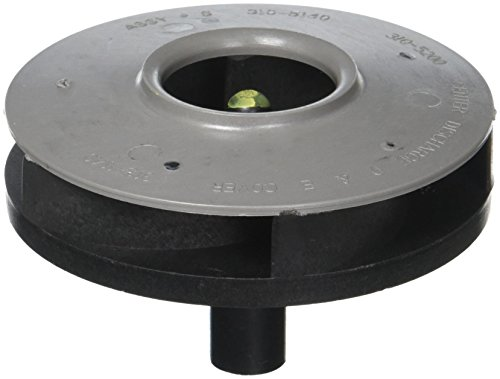 Waterway Plastics 806105063496 Pool/Spa Pump Impeller 1.5Hp Center Discharge