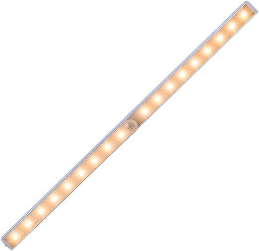 automatische Schrankbeleuchtung Möbelleuchte LED Schranklicht mit Batterie