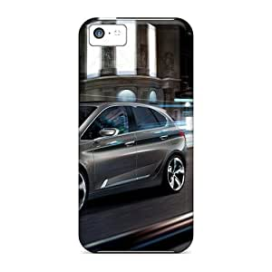 Ideal Romantic Area Case Cover For Iphone 5c(bmw Active Tourer Concept 2012), Protective Stylish Case