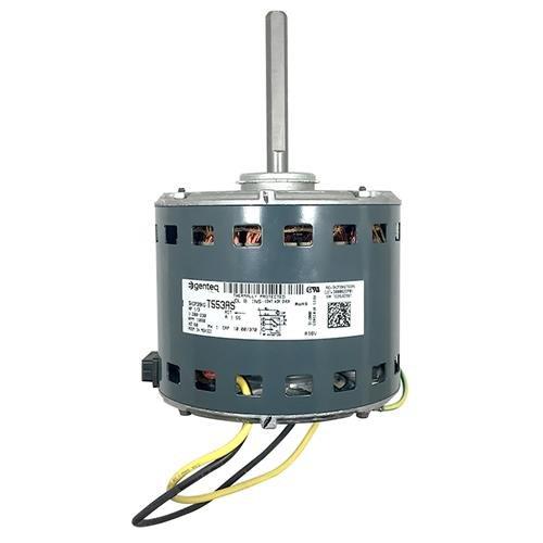 MOTOR; 1/3 HP, 200-230/60/1, 1 080 RPM, TYPC PSC, 48