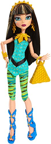 Monster High Signature Look Core Cleo De Nile Doll ()