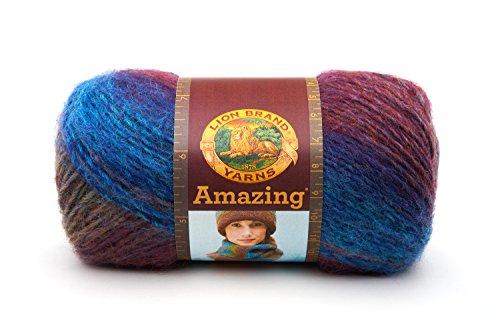 Lion Brand Yarn 825 208 Amazing product image