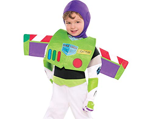 Toy Story Buzz Lightyear Accessory Kit for Children, One Size, 3 Pieces, by Party City