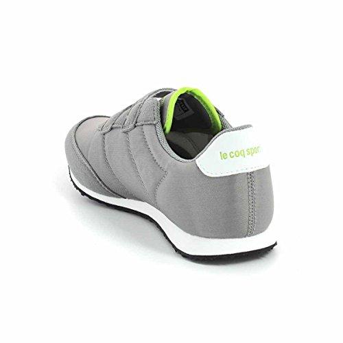 Le Coq Sportif RACERONE PS Zapatillas Sneakers Gris para Ninos