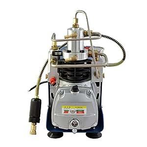 110V 30MPa 4500PSI 2.5HP Air Compressor Pump Settable Pressure Customized Version
