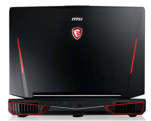 "MSI GT83 TITAN-016 Full HD Extreme Gaming Laptop i7-8850H (6 cores) GTX 1070 [SLI] 16G, 32GB 512GB SSD + 1TB HDD, 18.4"""