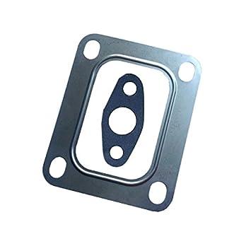 Turbo Kit de juntas para Garrett gt4082ls Junta de Turbocompresor de entrada y salida de aceite junta: Amazon.es: Coche y moto