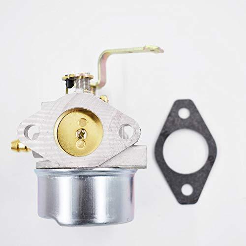Laliva Tools - New Carburetor for Coleman Powermate 8HP 10HP ER 4000 5000  Watt Generators 6250 Tecumseh