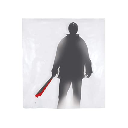 Image Unavailable Not Available For Color Machete Killer Shower Curtain