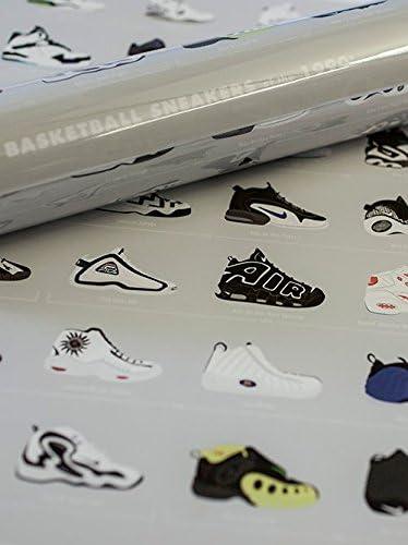Lo dudo Intacto Tradicion  Zapatillas de baloncesto de los años 90: Amazon.es: Hogar