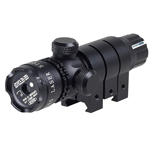 Sunvp Tactical Red Dot Beam Laser Gun Sight 532nm Suit for Handgun Air Gun Rifle