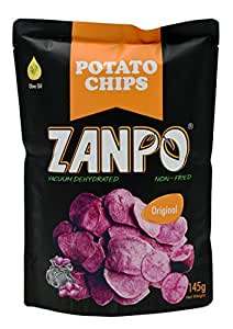 Zanpo's Red Potato Chips Original Dehydrated