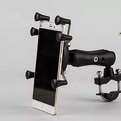 Soporte movil Bici,Motocicleta Soporte para teléfono móvil manija ...