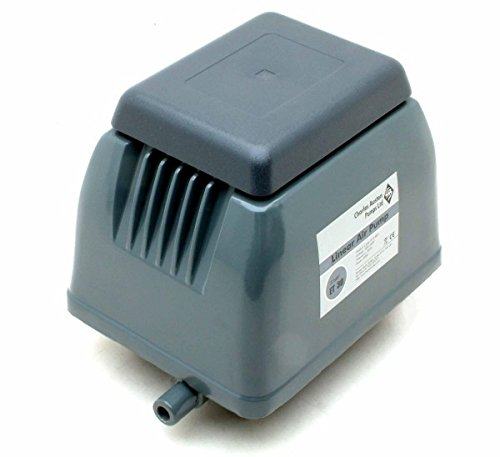 BLUE DIAMOND ET30 SEPTIC OR POND LINEAR DIAPHRAGM AIR PUMP Improves Septic Systems and More - Built to Last, Quiet, Easy Installation