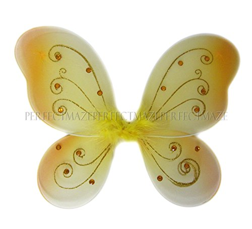 Perfe (Monarch Butterfly Fairy Costume)