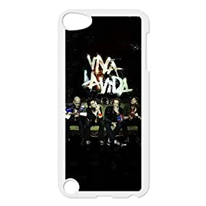 iPod Touch 5 Case White Coldplay Band Members BNY_6899607