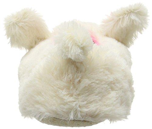 Rabbit Eaze Ballerina Bas Chaussons Femme Blanc white dPgRPq
