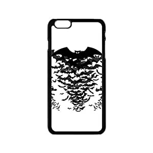 The Bat Pattern Hight Quality Plastic Case for Iphone 6