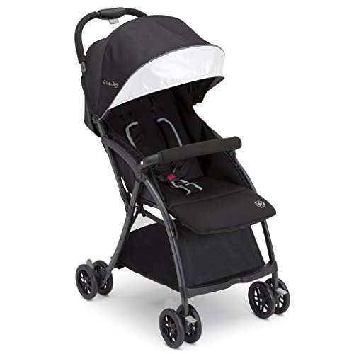 J is for Jeep Brand Ultralight Adventure Stroller, Dusk Black