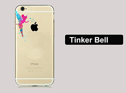 Price comparison product image Cartoon pattern iPhone Case For iPhone 7,4.7''-Tinker Bell