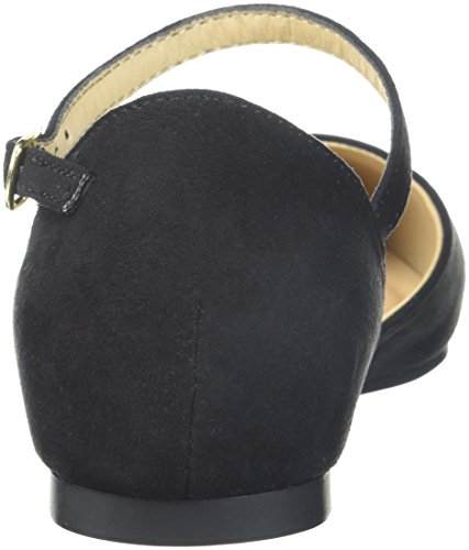 Ballet Hot Women's Laundry Suede Flat Black Cake CL Chinese by SqTIntwx4Y