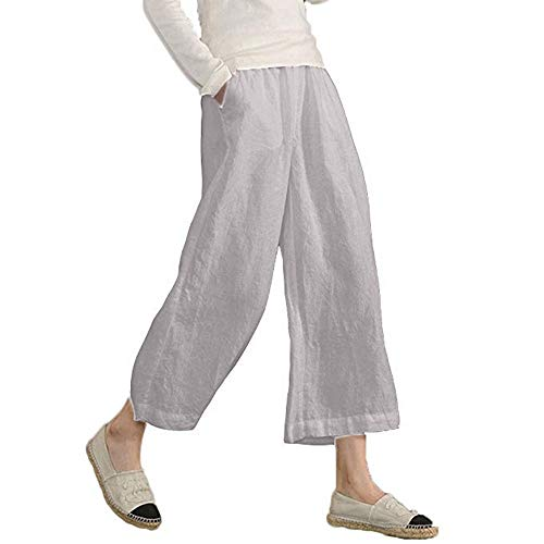 (Womens Autumn Winter Wide Leg Yoga Sports Loose Casual Long Pants)