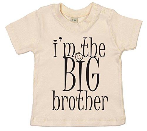 Natural Big Brother T-Shirt - 7
