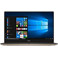 Dell XPS 9360 13.3 FHD Laptop PC - Intel Core i5-7200U 2.5GHz, 8GB, 256GB SSD, Bluetooth, Windows 10 Pro - Rose Gold (Certified Refurbished)