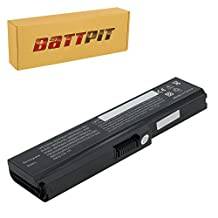 Battpit™ Laptop / Notebook Battery Replacement for Toshiba PA3817U-1BRS (4400 mAh) (Ship From Canada)This battery is NOT compatible with the following models:Satellite L600 Series, L700 series and up