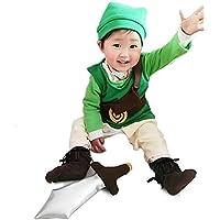 Baby's The Legend of Zelda Link Cosplay Costume