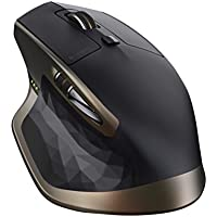 Logitech MX Master Wireless Mouse – High-precision...