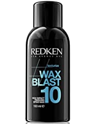 Redken Wax Blast 10 High Impact Finishing Spray Wax 4.4 Ounces