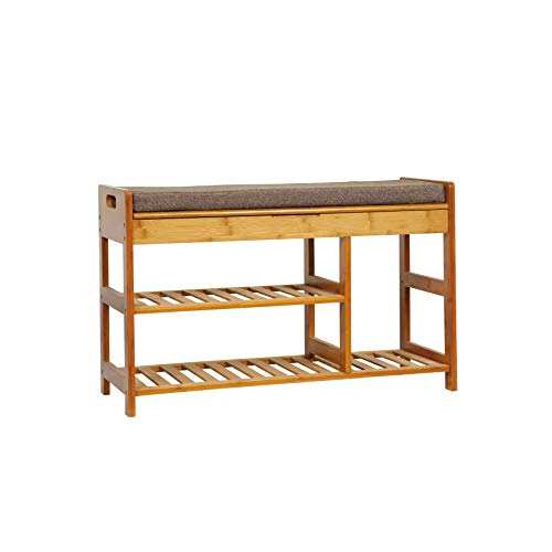 CAHOME Shoe Rack Bench