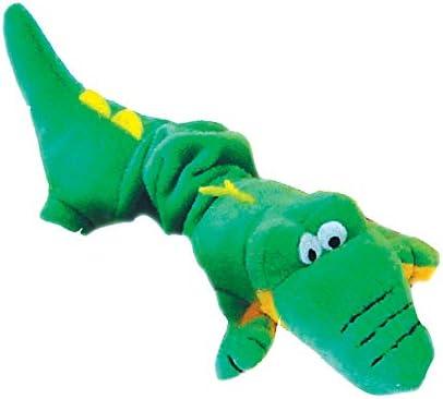 Crocodilo Pelucia Chalesco para Cães