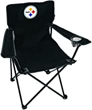 NFL Pittsburgh Steelers Unisex LP0055NFL Game Day Elite Chair, Yellow, Adult