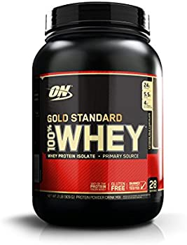 Optimum Nutrition Gold Standard 100% Whey Protein (5 Pound)