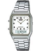 Casio Collection Herren-Armbanduhr Analog / Digital Quarz AQ-230A-7BMQYES