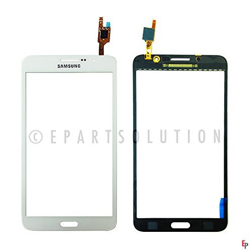 ePartSolution_OEM Samsung Galaxy Mega 2 SM-G750A G750F G750H LCD Display Touch Screen Digitizer Lens Glass Replacement Part USA Seller (White) - Oem Lcd Screen Lens