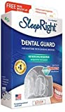 Sleep Right Dental Guard Sleep Right Dura Comfort Dental Guard with FREE Nasal Breathe Aid (1)