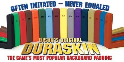 Bison DuraSkin Backboard安全Padding ( EA )