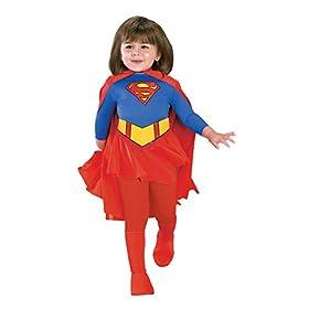 - 41I 0oUdFJL - DC Comics Supergirl Toddler/Child Costume – Toddler