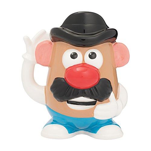 Vandor 56039 Hasbro Mr. Potato Head 20 oz. Sculpted Ceramic Mug