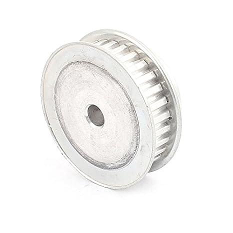 eDealMax XL30 11 mm Ancho de la Banda DE 7 mm taladro 30 Dientes Polea síncrona: Amazon.com: Industrial & Scientific