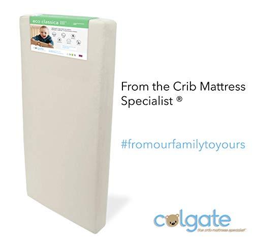 Colgate Eco Classica III Crib Mattress