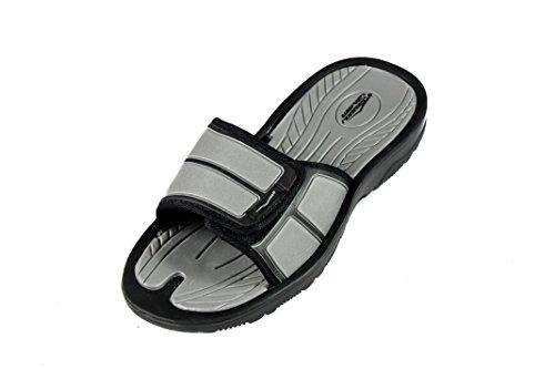 Men's Slides Slip On Sandal Slipper Comfortable Shower Beach Shoe Flip Flop