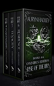 RISE OF THE ILIRI Volumes 4-6: A Reverse Harem Epic Fantasy Series (English Edition)