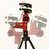 Slider Cricket Bowling Machine by Heater