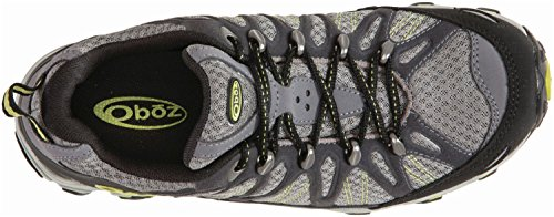 Pictures of Oboz Men's Traverse Low Hiking Shoe Grey 3