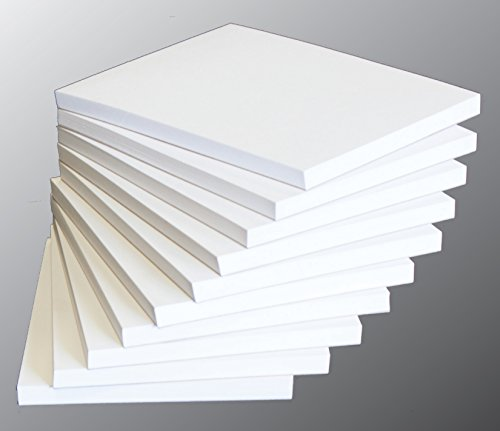 Note Pads - Memo Pads - Scratch Pads - Writing pads - 10 Packs with 50 sheets each! (Pads Bulk Scratch)